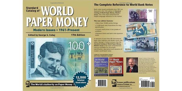 Standard Catalog of World Paper Money. Modern Issues 1961-Present. 17th Edition. 2011 г.